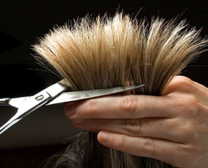 fryzjer salon